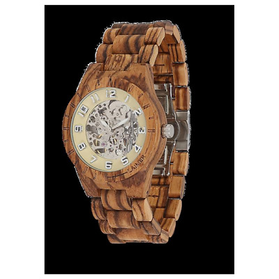 Watch Laimer Automatic Ralf Wooden