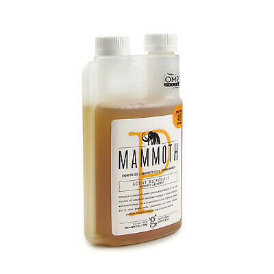 Mammoth P Microbes Active Microbials Phosphorus Bud Bloom Booster 250mL / 8oz
