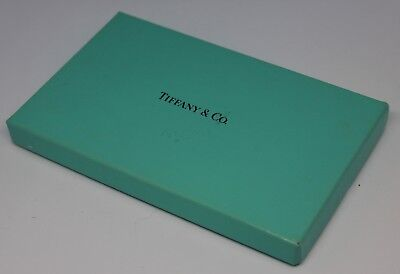 NEW in Box Tiffany & Co. Black Leather Address Book