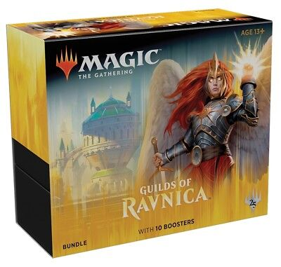 MTG Magic - M19 Core Set 2019 - Bundle (includes 10 booster packs ) - Ships 13/7