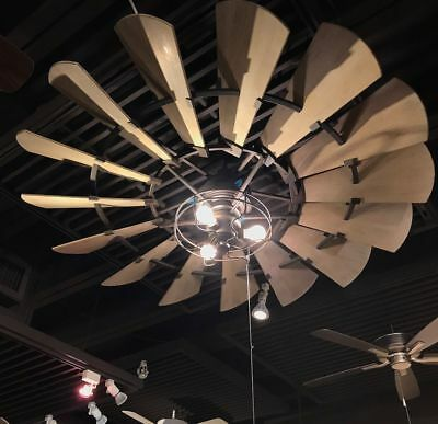 Quorum windmill indoor ceiling fan 60 light kit options available quorum windmill indoor ceiling fan 60 light kit options available aloadofball Image collections