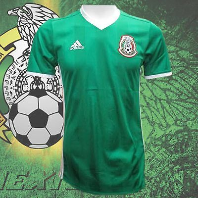 Mexico Home 2016 Soccer Jersey