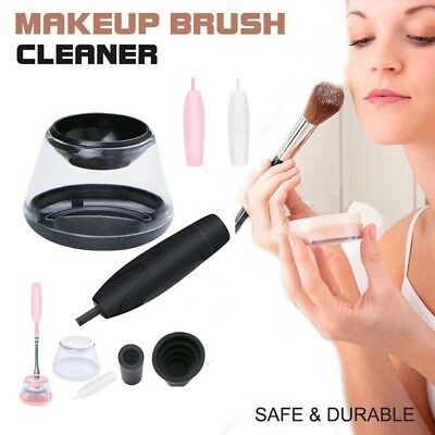 elettrico automatico Make Up Brush Cleaner e asciugatrice Spinner Kit di pulizia