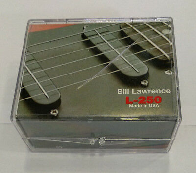 Bill Lawrence Pickup, L-250B Single Blade Humbucker, Made in USA, NEU