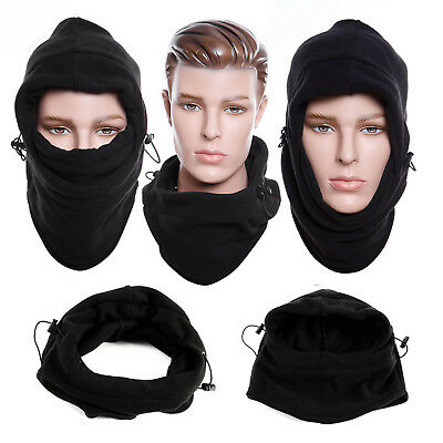 Winter Snow Sports Face Mask Cover Ski Snowboard Skate Thermal Neck Warmer Scarf