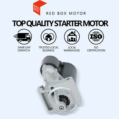 Starter Motor Fits for Holden Commodore VN VR VS VT VX VY V6 3.8L