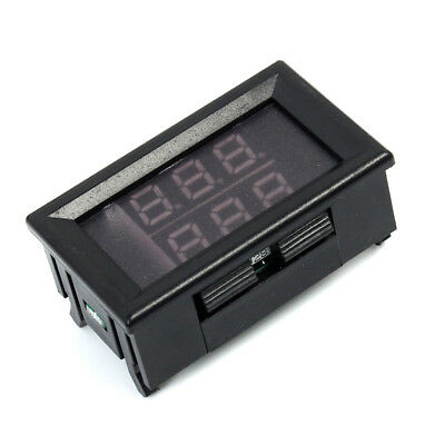 0.56 inch Red+Blue Dual Display Digital LED Thermometer Temperature Meter W P5R3