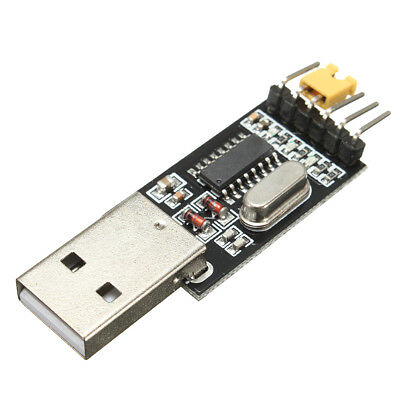 20pcs 3.3V 5V USB to TTL Converter CH340G UART Serial Adapter Module STC