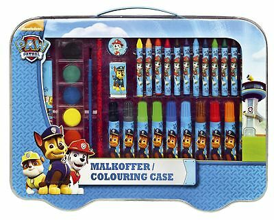 UnderCover Malkoffer Paw Patrol - 41tlg.