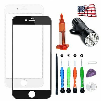 For iPhone 678P X XR XS MAX Front Outer Screen Replacement Glass Len Repair Tool