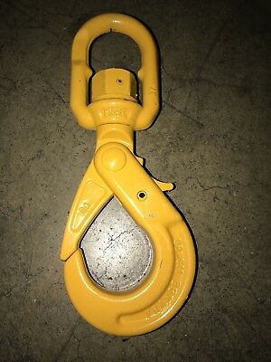"1/2"" Swivel Self-Locking Hook-Grade 8 (Lifting)(Excel Brand)"