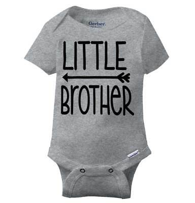 Little Brother Funny Baby Clothes | Cute Shirt Cool Gift Idea Gerber Onesies