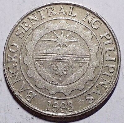 PHILIPPINES 1 Piso, 2000, World Coin