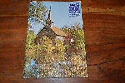 Ernest Doe & Sons Ltd Doe Show Catalogue 1997 Brochure (4)