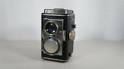 Repairs Needed-Ansco Automatic Reflex 3.5 TLR Camera #2004766-Please Read