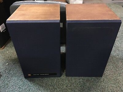 Modified Pair Jbl 4301B Pro Series Control Monitor Speakers