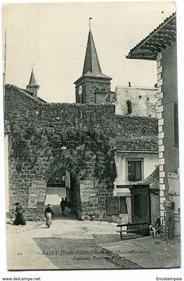 CPA - Carte postale- France -Saint Jean Pied de Port - Ancienne Porte de Ville