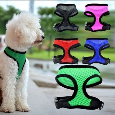 Adjustable Puppy Dog Car Seat Harness for Dogs Cat Pet Collar  GIFT