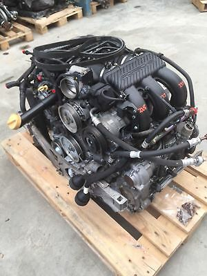 02 03 04 PORSCHE 996 911 3.6 COMPLETE ENGINE MOTOR ONLY 83k NO CORE!!!!!!