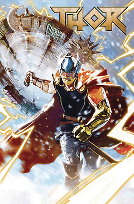 Thor  #1 (2018) 1St Printing Main Cover Bagged & Boarded Marvel Comics