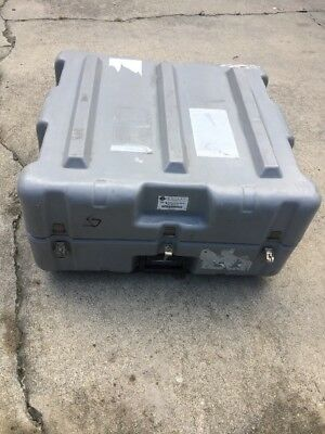 """Hardigg Rolling container & Telescoping Handle 27"""""""" x 26"""" x 14""""..Free Shipping"""