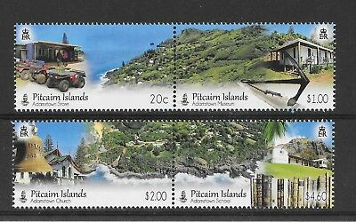 Pitcairn Islands 2016 Adamstown  MNH