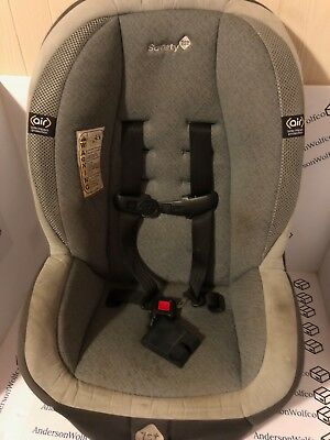 Safety 1st Onside Air Convertible Car Seat Used Grey