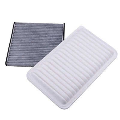 Combo Set Engine & Cabin Air Filter Fit for 04-08 Sienna & Solara 02-06 Camry