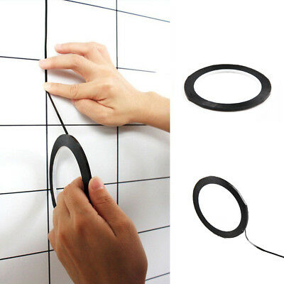 Black Self 3mm Adhesive Whiteboard Grid Gridding Marking Tape Non Magnetic Fine