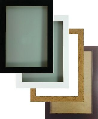 MAXI POSTER FRAME PHOTO FRAME 6x4inch 6x8inch 5x7inch WOOD EFFECT