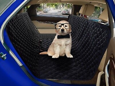 Car Seat Cover Waterproof Boot Protector Hammock Covers For Dog Cat Pet Safety