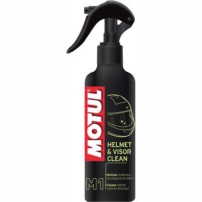 Motorcycle Motul M1 Helmet + Visor Cleaner - 250ml