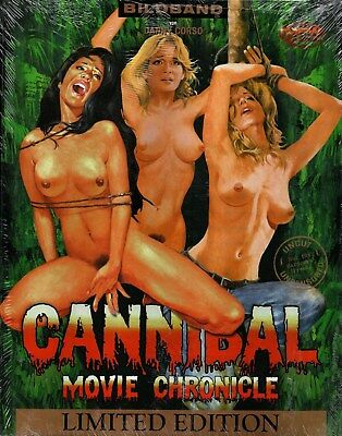 Cannibal Movie Chronicles - Uncut Limited Edition - Cover C | Danny Corso | NEU!