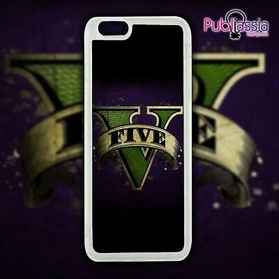 GTA 5 Cover Smartphone custodia IPhone Samsung Huawei 8 vice city ps4 xbox game