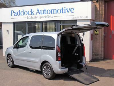 Peugeot Partner Impulse Switch 1.6 HDi Automated Wheelchair Accessible Vehicle