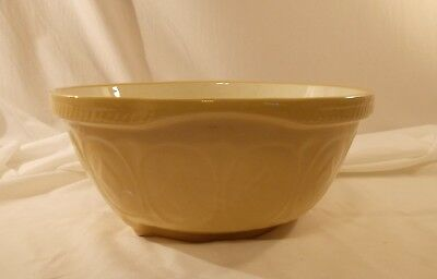 """Gripstand T.G. Green Church Gresley made in England 12"""" mixing bowl"""