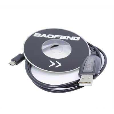 BF-T1 Accessories USB Programming Cable+ CD Firmware For BAOFENG BF-T1 Mini W4A8