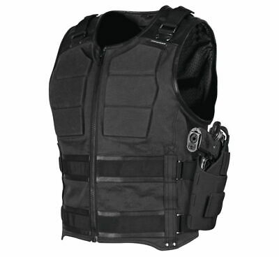Speed & Strength True Grit Armored Vest Size XL Black