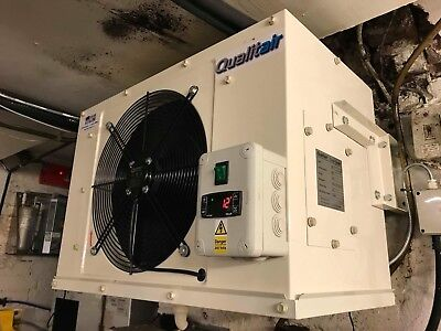 Qualitair Complete Cellar Cooling System NEW 3.5kw Cooling
