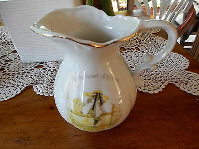 Vintage Holly Hobbie To The House Of A Friend Jug