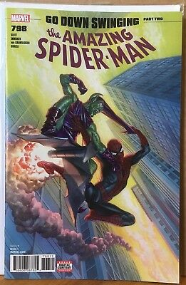The Amazing Spider-Man #798, 1st FULL Red Goblin appearance!!! MINT!!!!