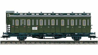 FLEISCHMANN - 507101 - 2-axle compartment Coach WITH BH - HO Scale