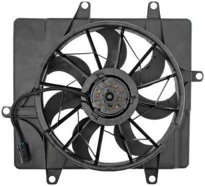Dorman - OE Solutions Cooling Fan, Clutch and Motor Engine Cooling Fan Assembly