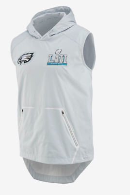 best sneakers c4421 c3c3b MEDIUM NIKE MEN'S Philadelphia Eagles Hoodie Sweatshirt ...