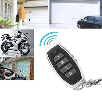 Garage Door 433.92Mhz Transmitter Rolling Code Roller Remote Control RC Key/