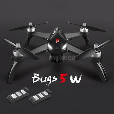 MJX Bugs 5W 1080P 5G Wifi FPV Camera GPS Altitude Hold RC Drone Quadcopter O1Q8