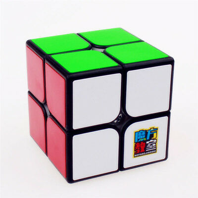 2x2x2 Pocket Cube Gehirn Teaser Puzzle Cube Aufkleber Magic Cubes Speed ​​Cubes