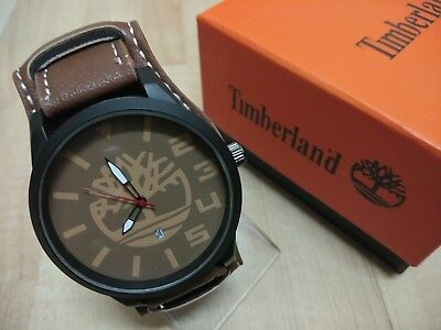 ... Timberland Men Limited Edition Watch With Box Free Gift Wallet