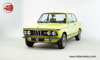 FOR SALE: BMW 2002 tii Lux Manual 2.0 /// 1975