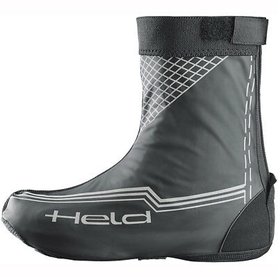 Held 8758 Boot Skin Overboots Short WP - Matt Black